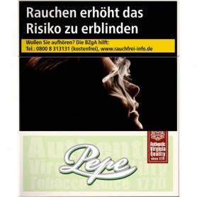 Pepe Bright Green Ultra Pack (4 x 40er) Zigaretten - 46,00€