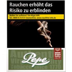 Pepe Rich Green Ultra Pack (4 x 40er) Zigaretten