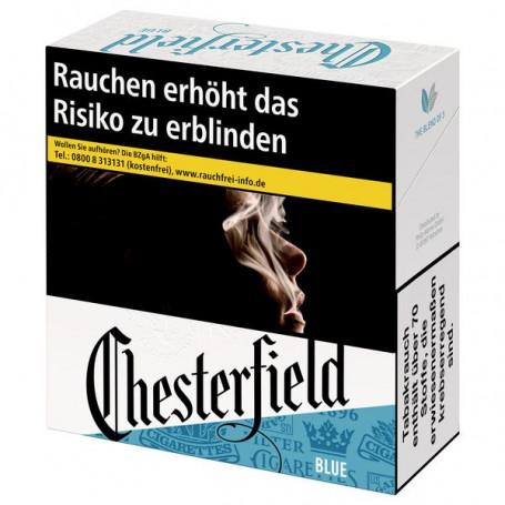 Chesterfield Blue / Blau 5XL 50er Zigaretten