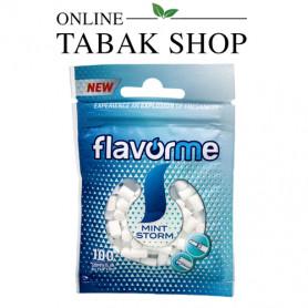 FlavorMe Menthol Filter Tips 100er Beutel