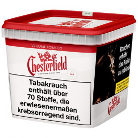 Chesterfield Red Volumentabak 280g
