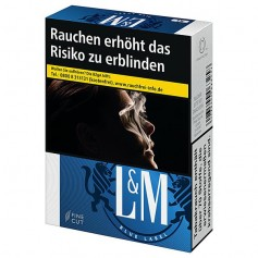 L&M Blue Label OP