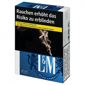 L&M Blue Label XL (8 x 25er) Zigaretten