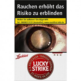 Lucky Strike Red Original Pack