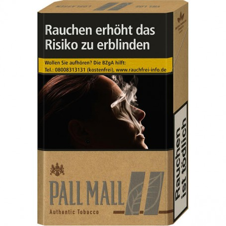 Pall Mall Authentic Silver OP