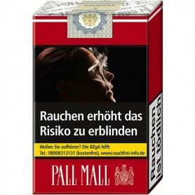 Pall Mall Soft ohne Filter OP