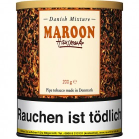 Danish Mixture Maroon Pfeifentabak 200g