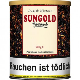 Danish Mixture Sungold Pfeifentabak 200g