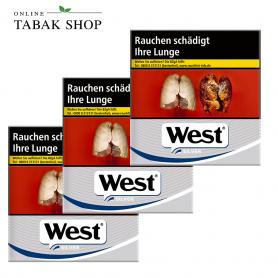 West Silver Zigaretten (3x60)