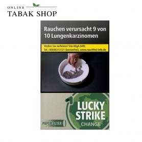 Lucky Strike Change Dark Green (10 x 20er) Zigaretten - 72,00€