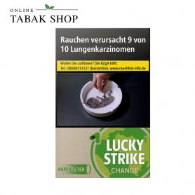 Lucky Strike Change Green (10 x 20er) Zigaretten - 72,00€