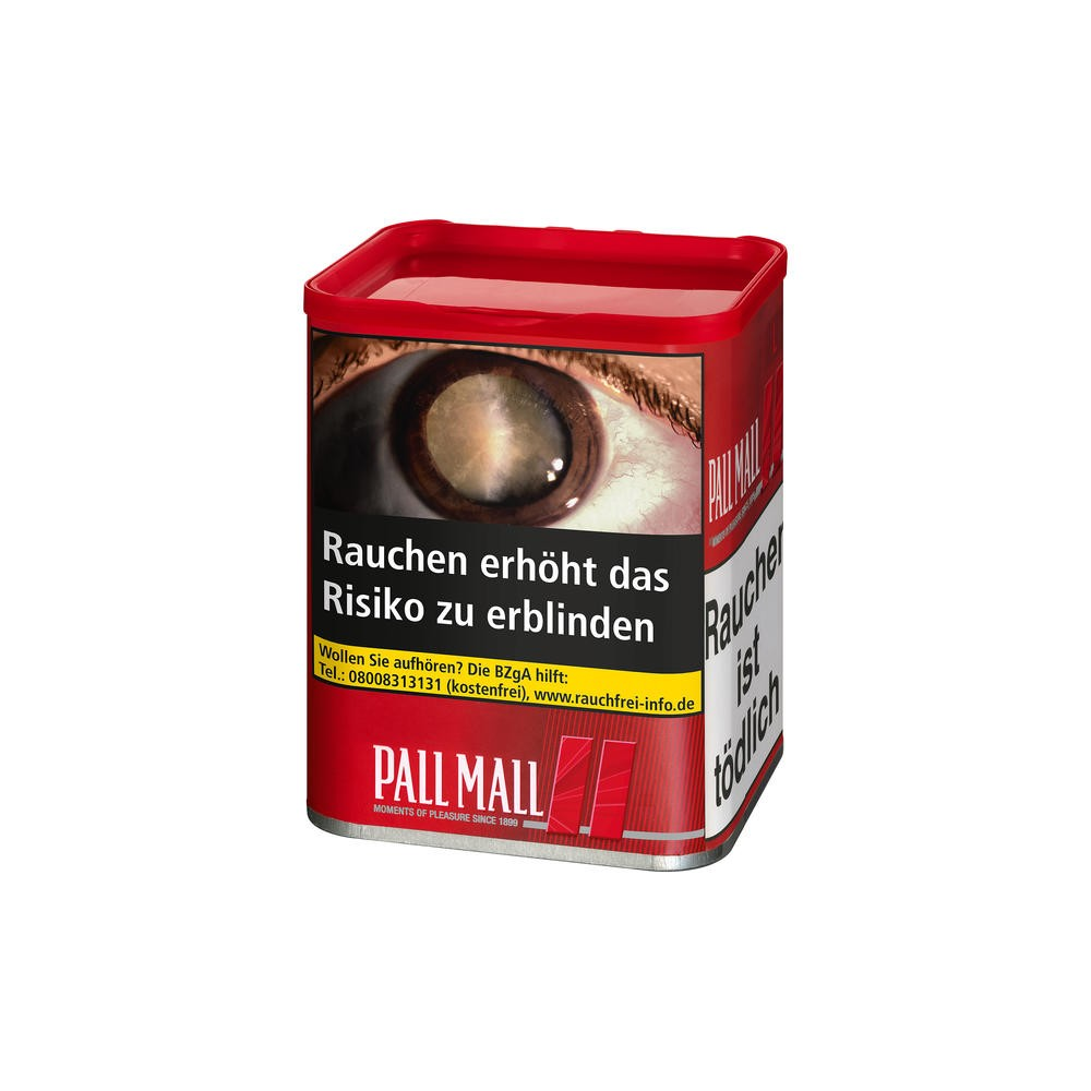 Pall Mall Rot /Red 45g Dreh-tabak online günstig kaufen
