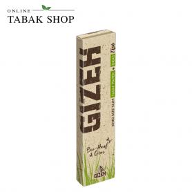 GIZEH Hanf + Gras King Size Slim + Tips (1 x 34er)