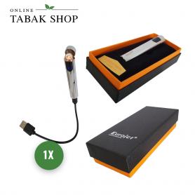 Feuerzeug elektronisch mit USB-Ladefunktion