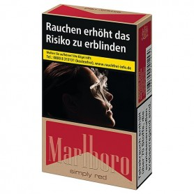 Marlboro Simply Red OP