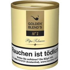 Golden Blends No.1 Pfeifentabak 200g
