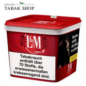 L&M Volumen Tabak Red Super Box 310g