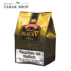 Danish Black Vanilla 125g Pfeifentabak