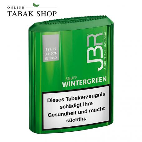 JBR Green Snuff 1 x 10g