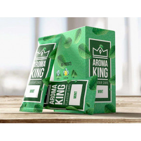 Aroma King Flavor Card Mint (Minze Menthol) Aroma Karte