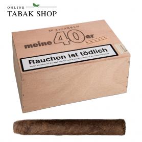 MEINE 40er Brasil Holzkiste 50 Zigarren