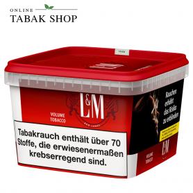 L&M Volumen Tabak Red Mega Box 185g