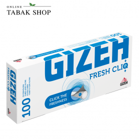Gizeh Fresh Cliq/Klick Hülsen 100er