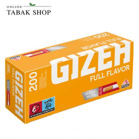 Gizeh Full Flavor Gelb Hülsen 200er