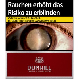 Dunhill International Red OP