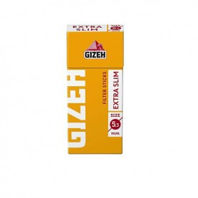 GIZEH Tip Sticks Extra Slim - 1,10 €