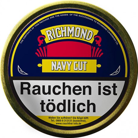 Richmond Navy Cut Pfeifentabak 50g