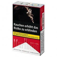 Marlboro Red Soft Label OP