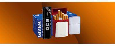 Raucherbedarf online kaufen│Günstige Preise